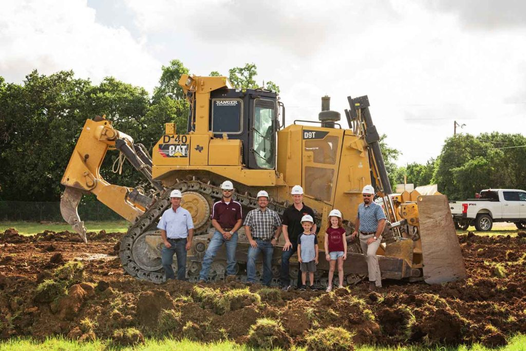 Press Release:  Warm Audio World Headquarters Groundbreaking